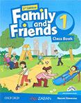 کتاب Family and Friends 1