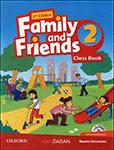 کتاب Family and Friends 2