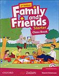 کتاب Family and Friends Starter