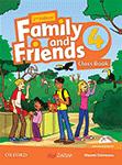 کتاب Family and Friends 4