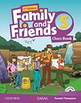 کتاب Family and Friends 5