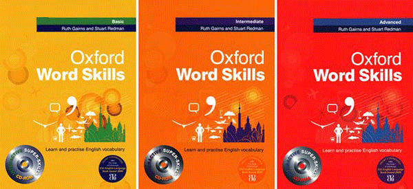 ویژگی Oxford word Skills