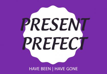 گرامر present perfect