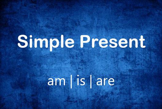 گرامر زمان simple present